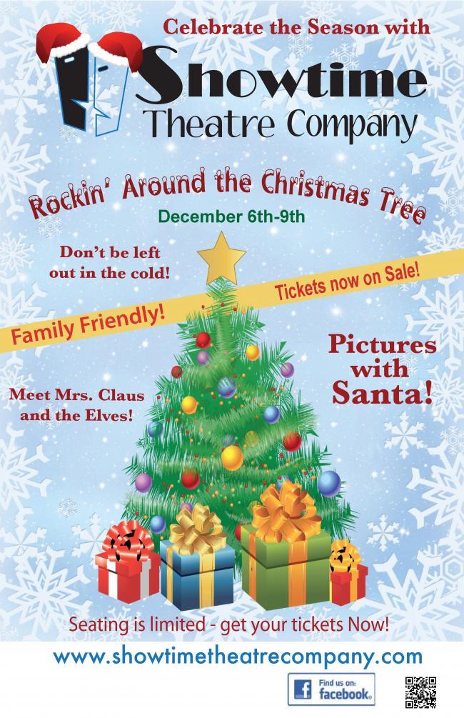 Rockin Around Christmas Tree.Rockin Around The Christmas Tree The North Pole S Annual