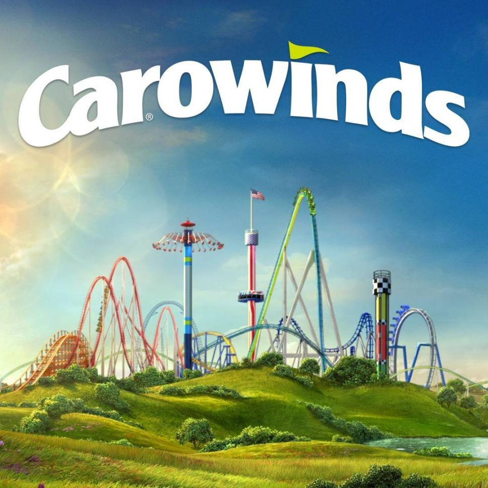 Christmas At Carowinds Dates 2021 Opening Day 2021 At Carowinds Kids Out And About Charlotte